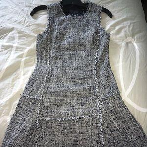 NWT Banana Republic stitched dress